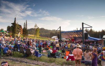 Wyoming Music Festivals: Summer 2018